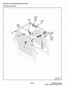Bobcat T320 Compact Track Loader Service Manual Pdf  Repair Manual  Forklift Trucks   Manuals