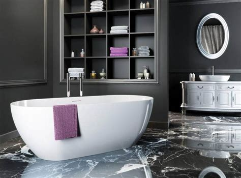 Frisch Schwarze Badezimmer Ideen Schwarze Marmor Badezimmer Luxus Badezimmer Design Ideen