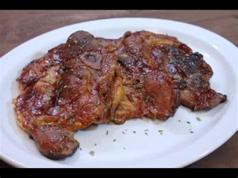Oven Baked Pork Chops Recipe