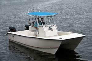 NET: Cool 30 foot catamaran fishing boat