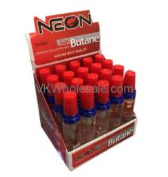 Neon Universal Gas Butane 18ml Wholesale