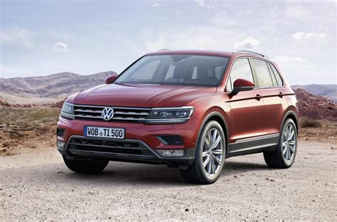 Volkswagen's tiguan is a european take on an american classic—the suv. 2016 Volkswagen Tiguan unveiled, 176kW TDI flagship ...