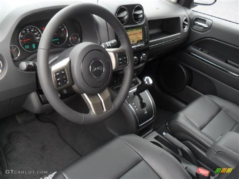 jeep compass limited interior 2012 jeep compass limited interior photo 60662493
