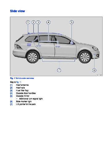 volkswagen jetta sportwagen owners manual