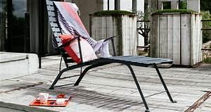 Chaise Bistro Fermob : bistro chaise longue garden deck chair ~ Melissatoandfro.com Idées de Décoration