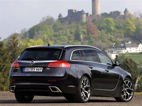 Opel Insignia Wagon by Insignia Opc Wagon 1st Generation Insignia Opc Opel