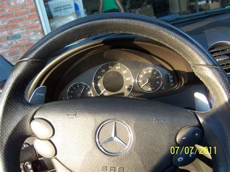 clk amg black series paddle shifter retro fit mbworld