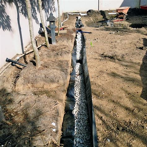 surface drainage solutions do you need better drainage ponseti landscaping