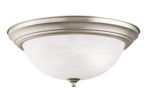 kichler 8110ni flush mount ceiling fixture