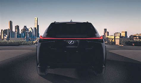 Lexus Ux 2018 Concept Car To Debut At Geneva Motor Show