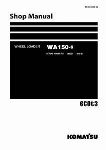 Komatsu Wa150