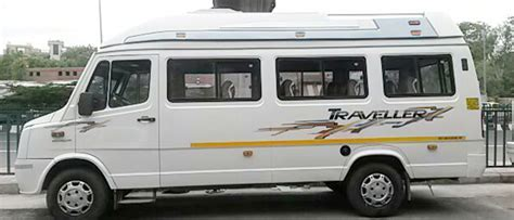 Affordable Tempo Traveller on Rent in Delhi NCR   City