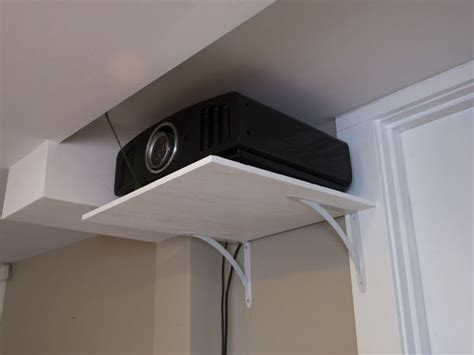ceiling projector mount diy 1000 ideas about projector mount on projector