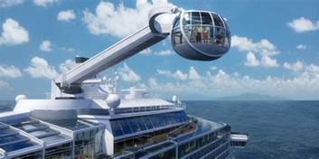 Carnival Paradise Cruise Ship Sinking News by Royal Caribbean S Quantum Of The Seas Is The Future On A