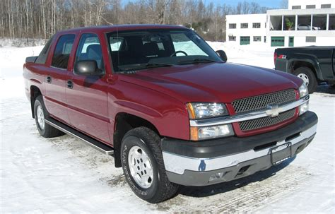 Chevy Avalanche 2002 by Iboard Running Board Side Steps Iboard Running Boards