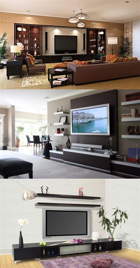decorative tv stand design ideas