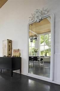 Miroir Grande Taille : 76 id es avec un miroir grand format miroir mirror ~ Farleysfitness.com Idées de Décoration