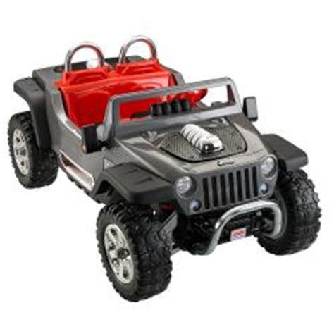Power Wheels Jeep Hurricane Gray Parts