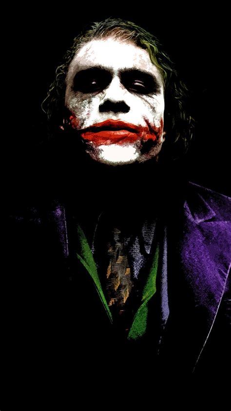 Abstract Joker Wallpaper by Heath Ledger Joker Wallpaper On Wallpaperget