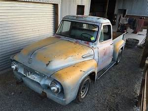About Our 1954 F100 Pickup Truck