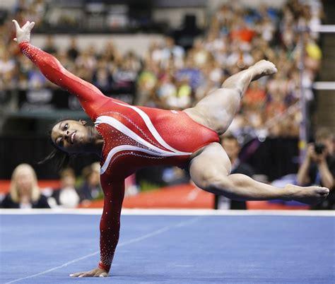 reasons   women gymnasts  world beaters