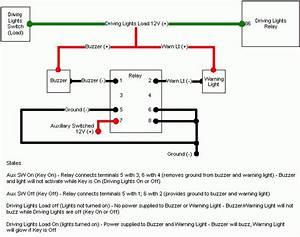 Spst Relay Wiring Diagram