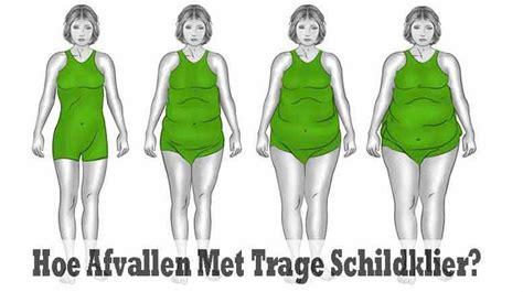 Trage Schildklier (Hypothyreoïdie 31 Symptomen