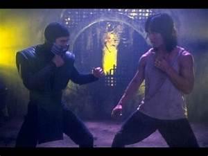 Mortal Kombat - Liu Kang vs. Reptile - YouTube