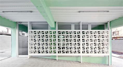 Umbau Wohnriegel Bloque Xii In Palma by Umbau Wohnriegel Bloque Xii In Palma Sonnenschutz