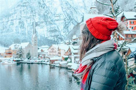 proving  hallstatt austria  winter