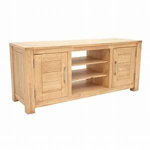 Meuble Tv 180 Cm : meuble tv 180 cm bois 17 id es de d coration int rieure french decor ~ Teatrodelosmanantiales.com Idées de Décoration