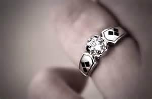 batman wedding ring with geeky villain engagement rings batman ring