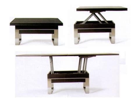 canapé modulable ikea table basse relevable et transformable dune le monde du