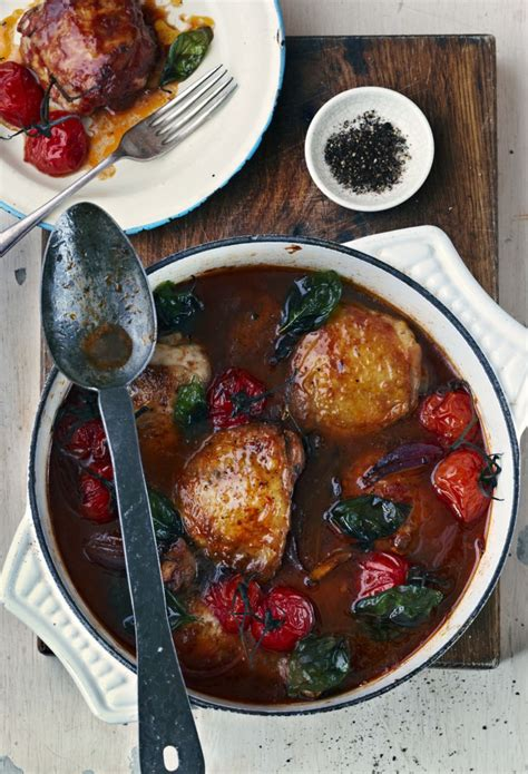 Catalan Style Chicken (Pollo a la Catalana) Recipe