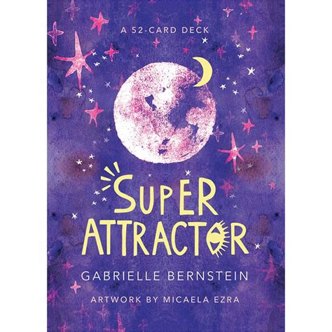 Being a super attractor means that what you believe is what you receive. Bộ Bài Super Attractor Cards