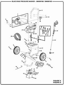 Ryobi Pressure Washer Parts List