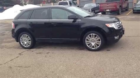 ford edge limited awd youtube