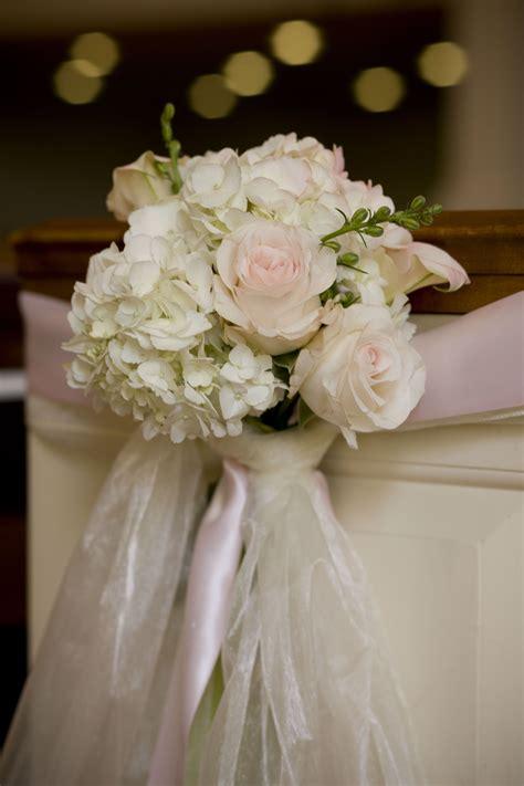 Beautiful Pew Decor Wedding Aisle Decorations Wedding