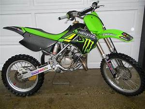2005 Kawasaki Kx100