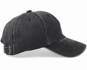 baseball cap black adjustable stetson caps hatstore co uk