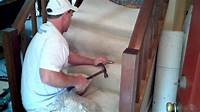 how to install carpet on stairs How To Install Carpet On Stairs - YouTube