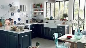 Castorama peinture meuble cuisine youtube for Castorama peinture meuble cuisine