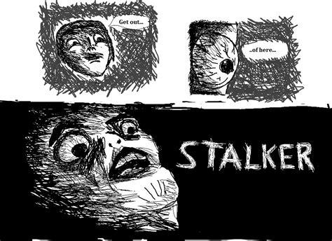 Stalker Game Memes - image 153901 get out of here stalker know your meme