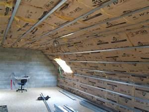 Comment Poser De La Fibre De Verre : comment isoler le toit de la maison besancon dunkerque ~ Premium-room.com Idées de Décoration