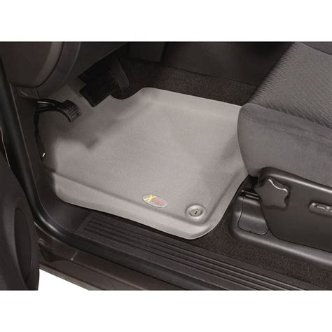 catch all floor mats nifty catch all xtreme floor liners mats 400202 front gray