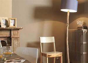 Peinture Murale Couleur : peinture murale couleur sable id es cool en 52 photos ~ Melissatoandfro.com Idées de Décoration