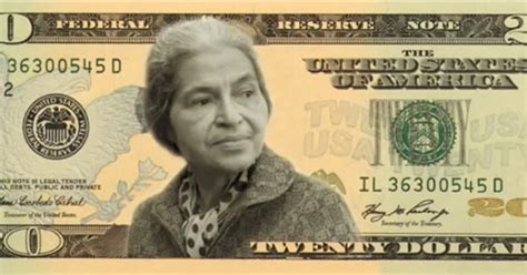 Move Over Jackson, It's Time For A Woman On The  Bill