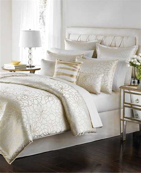 martha stewart collection radiant day  pc comforter set