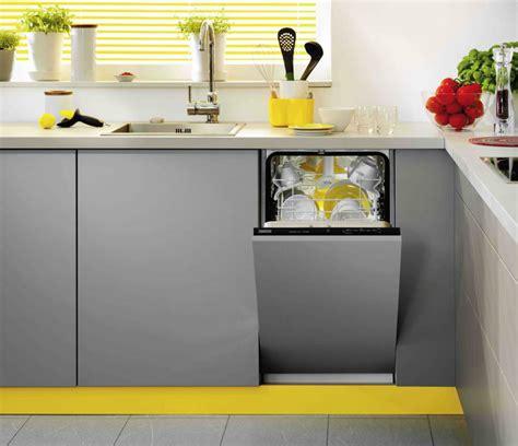 slim  compact dishwashers ideal  tiny kitchens