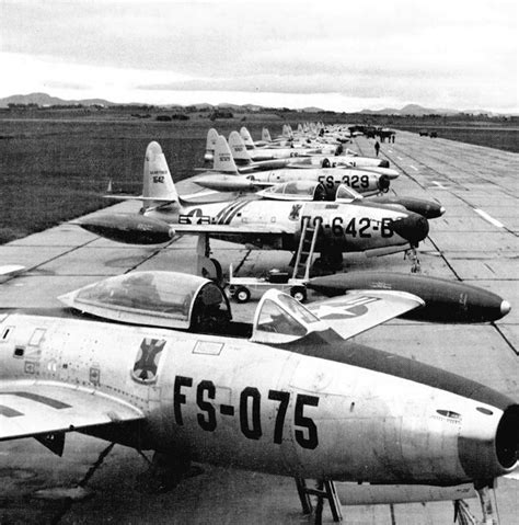 Sac's Fighter Planes And Their Operations